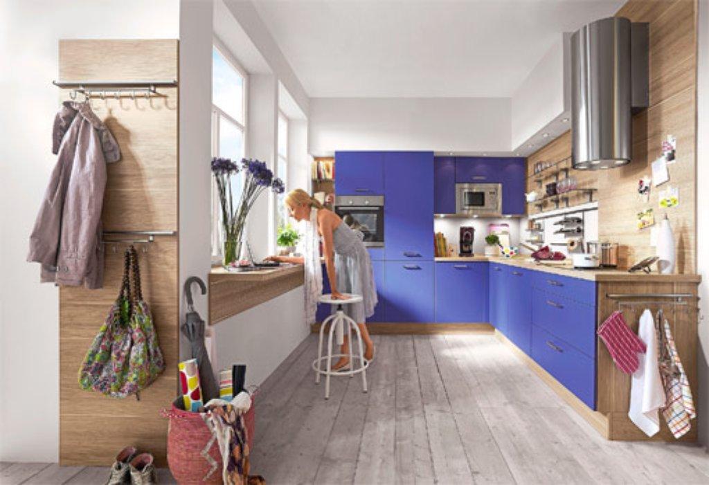 Auch Kompakte Küchen Ermöglichen Professionelles Arbeiten In  Wohlfühlatmosphäre. Foto: AMK