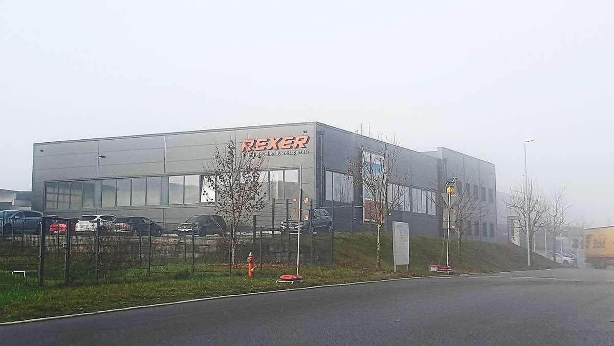 Calw - Rexer stellt zum Jahresende Betrieb ein