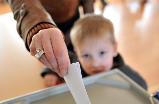 Was ist bei einer Wahl erlaubt und was nicht? Wir beantworten ein paar Fragen zur Kommunalwahl 2019. (Symbolbild) Foto: dpa