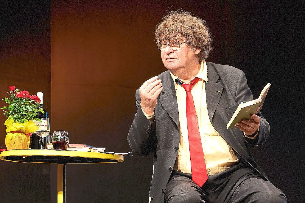 Uwe Zellmer, Gründungsmitglied Des Theaters Lindenhof, Feiert Heute Seinen  70. Geburtstag. Das