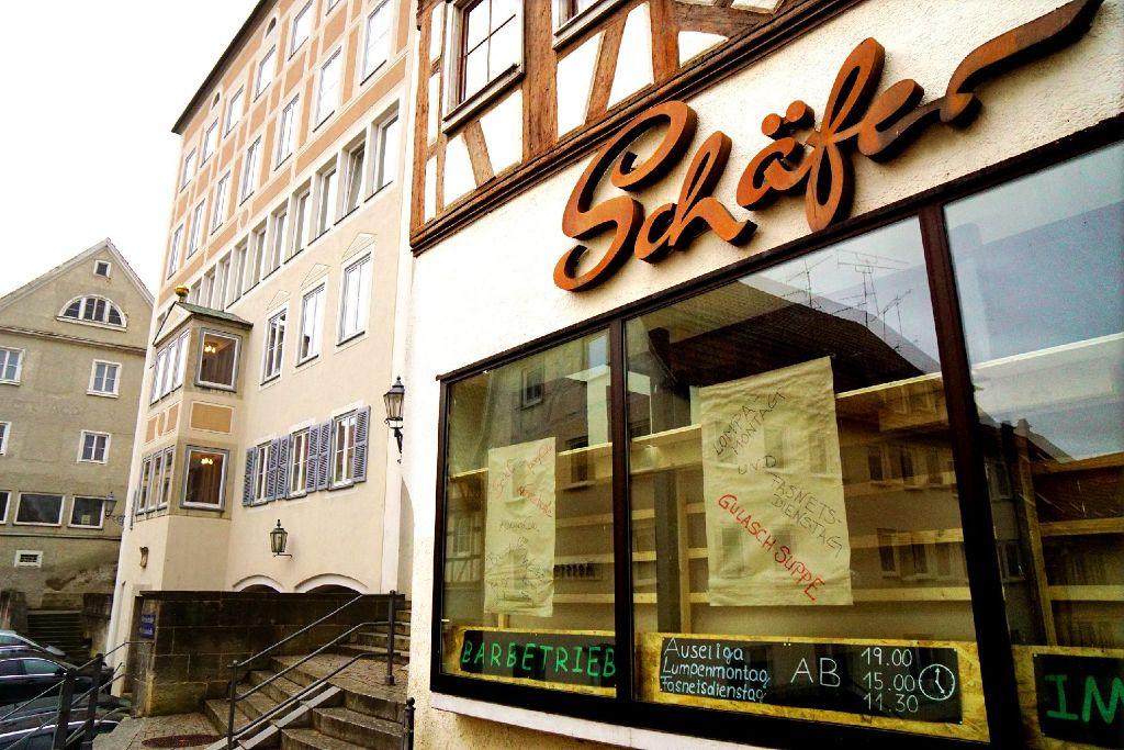 Single bar offenburg