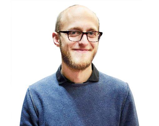 Der neue Rottweiler Stadtschreiber Alex Burkhard tritt in der kommenden Woche sein Amt an.   Foto: Marvin Ruppert Foto: Schwarzwälder Bote