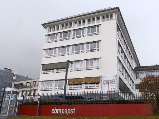 Auf den Standort von EBM-Papst in St. Georgen kommen Veränderungen zu.  Foto: Klossek