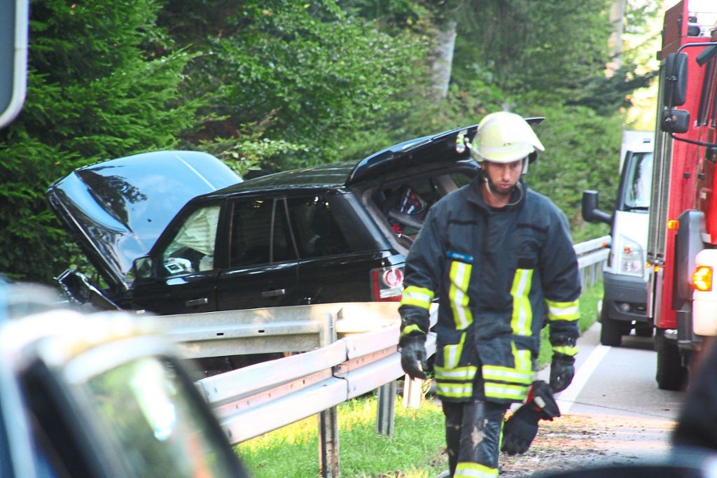 Unfall Pfalzgrafenweiler