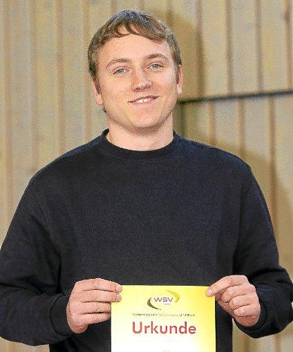Joachim Gebhard wurde Meister mit dem SV Wildbad und dazu überlegener Gewinner der Einzelwertung.   Foto: Kraushaar Foto: Schwarzwälder-Bote