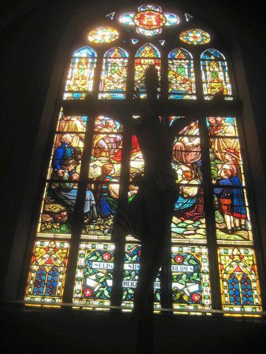 Am Karfreitag gedenken die Christen dem Tod Jesus am Kreuz.   Foto: Jonas Foto: Schwarzwälder Bote