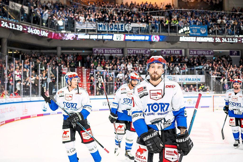 Eishockey Liveticker Wild Wings Vs Thomas Sabo Ice Tigers