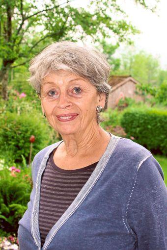Magdalena Dickreiter war mit Unterbrechung insgesamt 15 Jahre im Gemeinderat.  Foto: Störr Foto: Schwarzwälder Bote