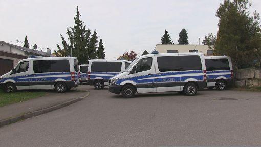 In dieser Rottenburger Wohngegend wurde der Tatverdächtige festgenommen. Foto: 7aktuell