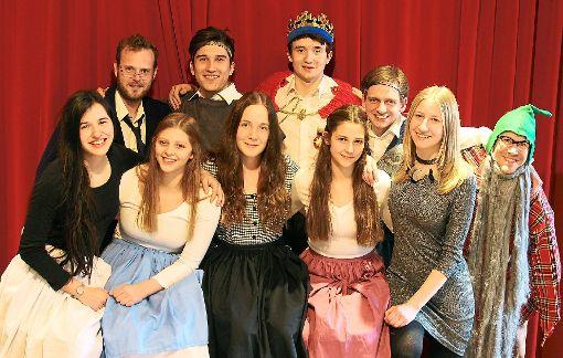 Das   Märchenteam  stand    schon öfters gemeinsam auf der Bühne.  Foto: Hofmann Foto: Schwarzwälder-Bote