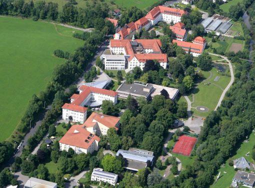Das Vinzenz-von-Paul-Hospital in Rottweil  Archiv-Foto: VVP Foto: Schwarzwälder Bote