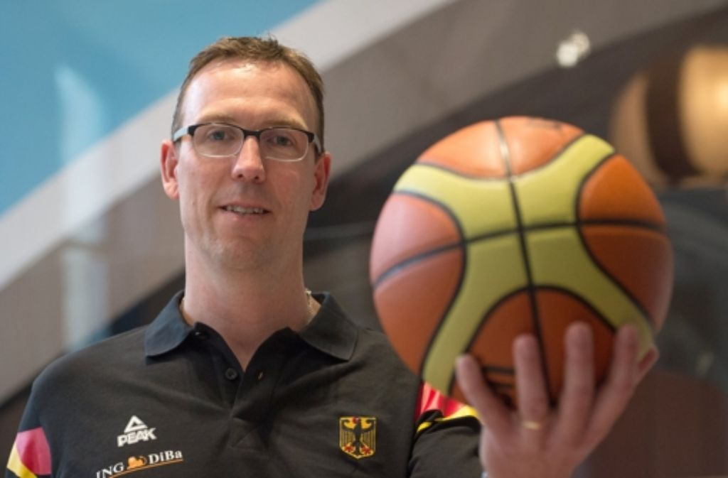 Basketball Chris Fleming Ist Neuer Bundestrainer Sportmix