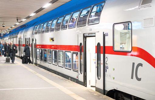 Einschränkungen im Bahnverkehr kommen auf Reisende ab Montag, 22. Oktober, zu.  Foto: Stratenschulte Foto: Schwarzwälder Bote