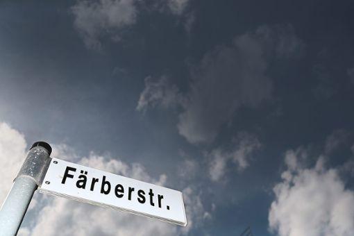 In der Färberstraße kam es am frühen Sonntag zu einer heftigen Auseinandersetzung.  Foto: Eich Foto: Schwarzwälder Bote