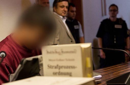 Vor dem Langericht Freiburg hat der Angeklagte die Tat gestanden.  Foto: dpa
