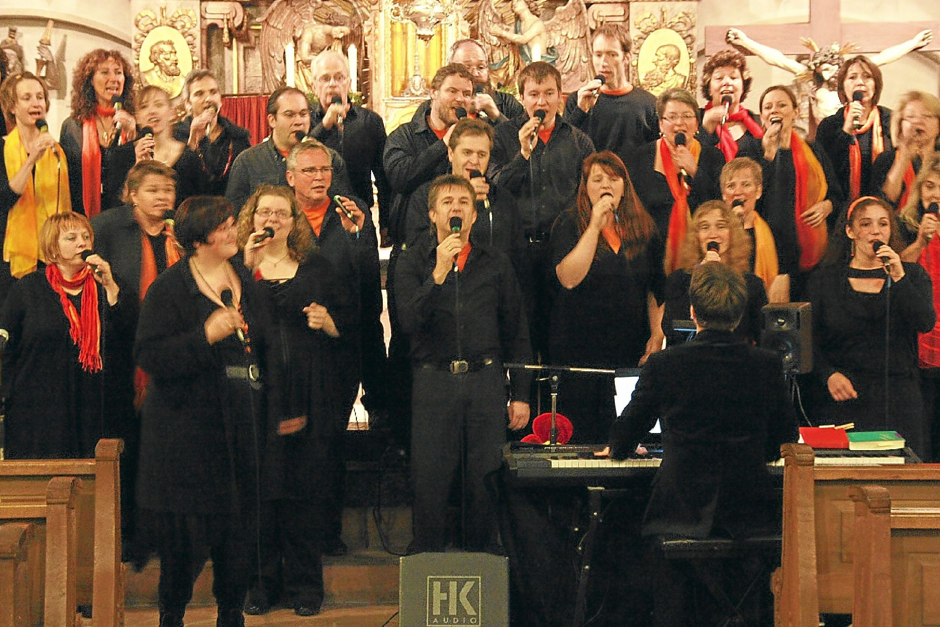 Villingen-Schwenningen: Gospelchor verbreitet frohe