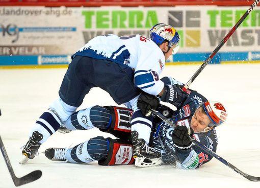 Ende Dezember hatten die Wild Wings 4:2 gegen München gewonnen. Foto: Sigwart