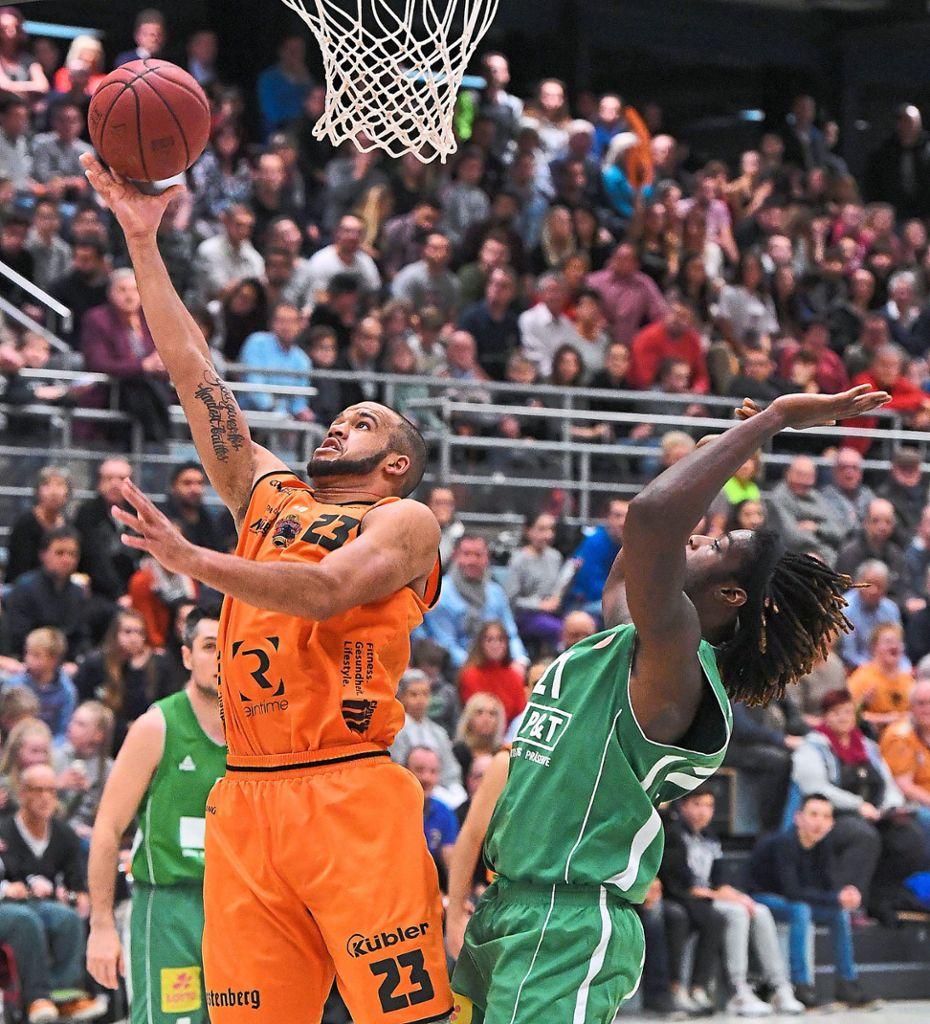Basketball: Wiha Panthers: Ordentlich Druck im Kessel - Basketball ...