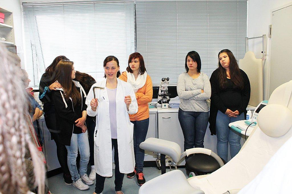 Albstadt: Was passiert beim Frauenarzt? - Albstadt