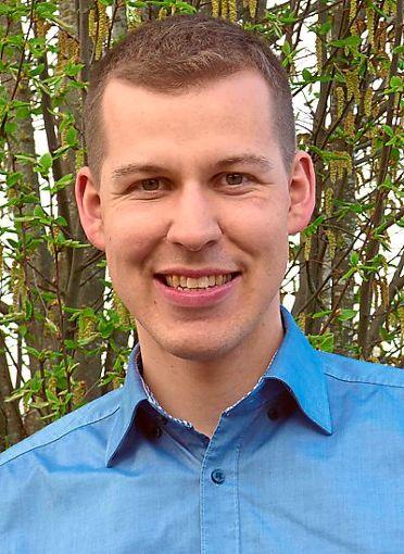 Tim Moll kandidiert für den Waldachtaler Gemeinderat.  Foto: privat Foto: Schwarzwälder Bote