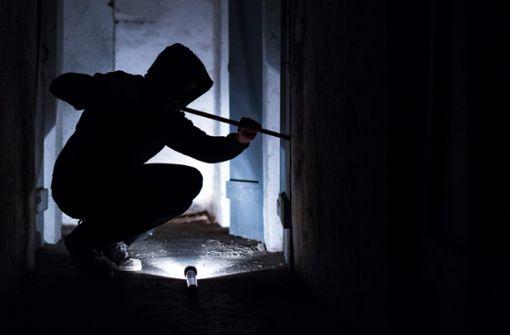 Einbrecher haben ein Haus in Roßwangen heimgesucht. (Symbolfoto) Foto: Stein