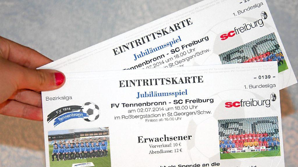 Sc Freiburg Karten.Schramberg Jubiläumsverein Freut Sich Auf Sc Freiburg Schramberg