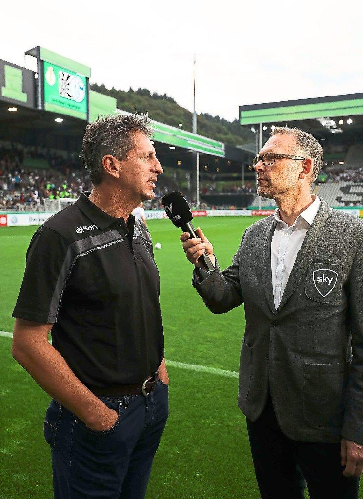 Fußball Martin Braun Kehrt In Sein Fußball Wohnzimmer Zurück Fc