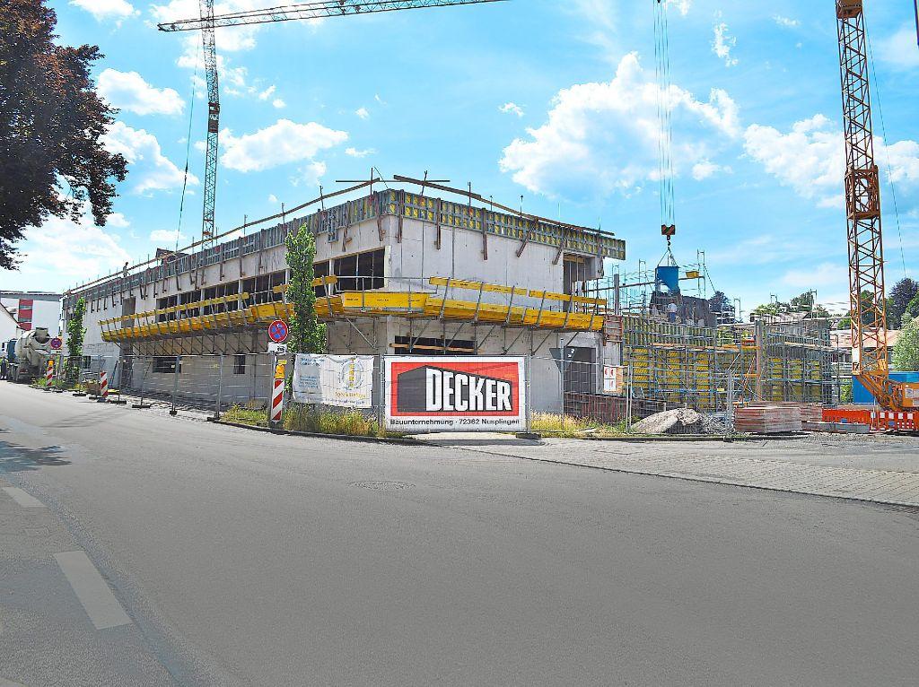 Bauunternehmen Villingen Schwenningen villingen schwenningen es läuft für die halle und fürs