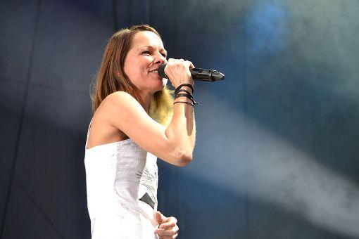 Ein tolles Konzert erlebten die Fans von Christina Stürmer in Calw. Foto: Antje Bösl