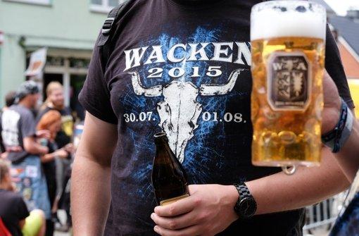 Wacken 2015 kann kommen.  Foto: dpa