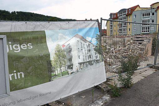 In einer Woche startet der Bau für das betreute Wohnen auf dem Waldner-Areal. Foto: Lück