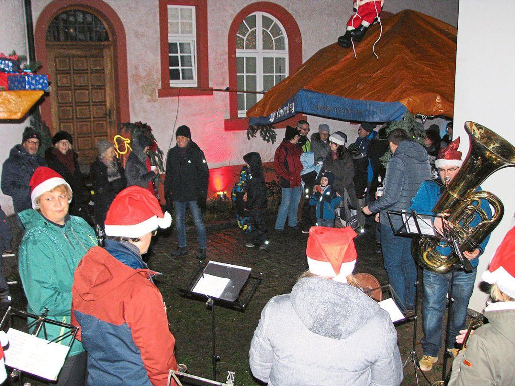 Triberg Kleinster Weihnachtsmarkt Gefallt Triberg