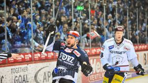 Villingen-Schwenningen: Wild Wings: In der DEL absolut Usus