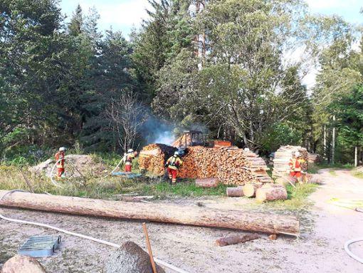 Foto: Feuerwehr Schonach