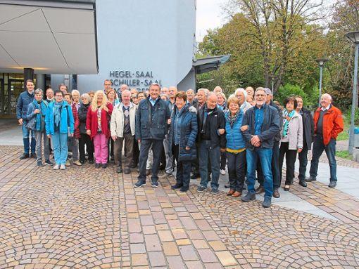 Mehr als 50 Mitglieder nahmen am Ausflug teil.  Foto: Privat Foto: Schwarzwälder Bote