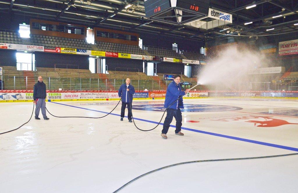 Eishockey Villingen