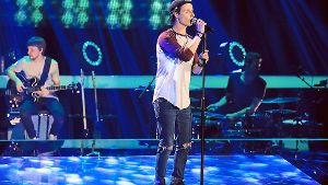 Oberndorf a. N.: Damiano Maiolini singt bei The Voice of Germany