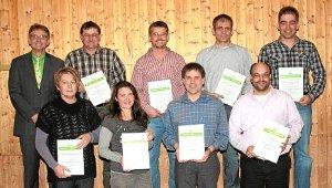 Musikverein Weilen Hat Acht Neue Ehrenmitglieder