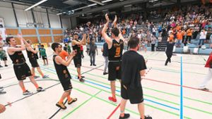 Basketball: Panthers: Meisterparty in Villingen?
