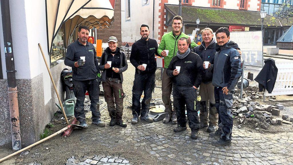 Villingen-Schwenningen: Baustelle in Rietstraße ist beendet - Villingen-Schwenningen - Schwarzwälder Bote