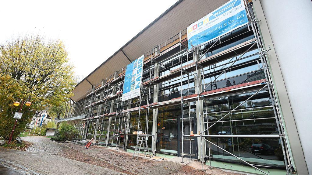 Triberg: Fassade soll beleuchtet werden - Triberg - Schwarzwälder Bote