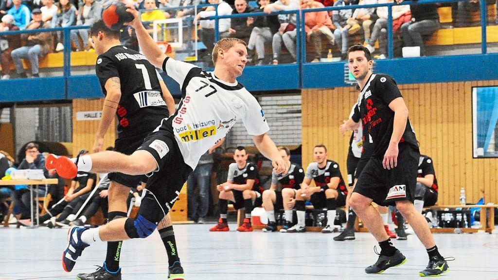 Handball: SG entscheidet Krimi für sich - Handball - Schwarzwälder Bote