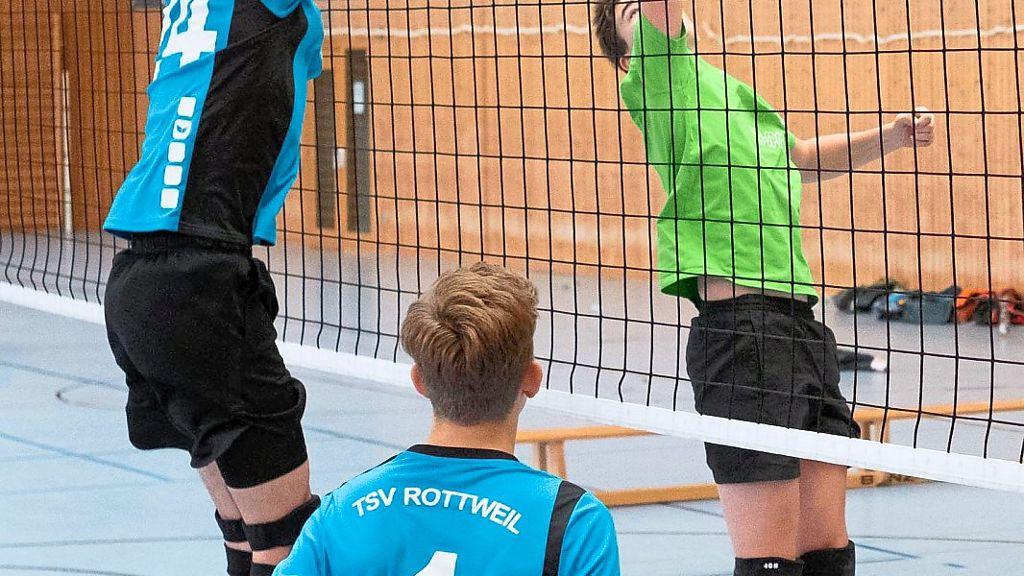 Volleyball: Zwei Siege für U18 des TSV - Volleyball - Schwarzwälder Bote