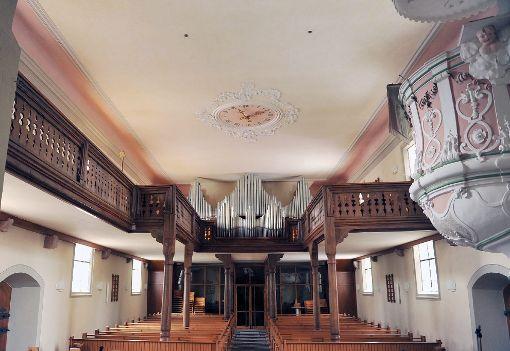 Auch die evangelische Peterskirche in Gutach werden die Teilnehmer mit allen Sinnen erkunden.   Foto: Archiv: Gräff