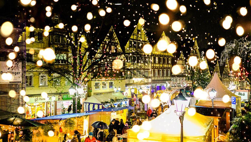 Weihnachtsmarkt Kreis Calw