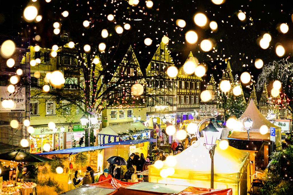 Stände Weihnachtsmarkt.Der Weihnachtsmarkt In Calw Hat In Diesem Jahr 78 Stände Zu Bieten