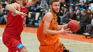 Basketball: Panthers wahren ihre Play-off-Chance