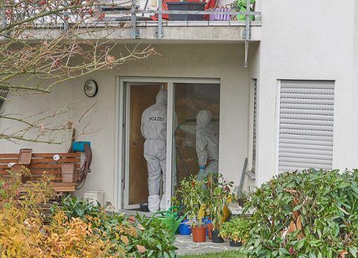 Kam es bei der Spurensicherung am Tatort zu Pannen?  Foto: Lück