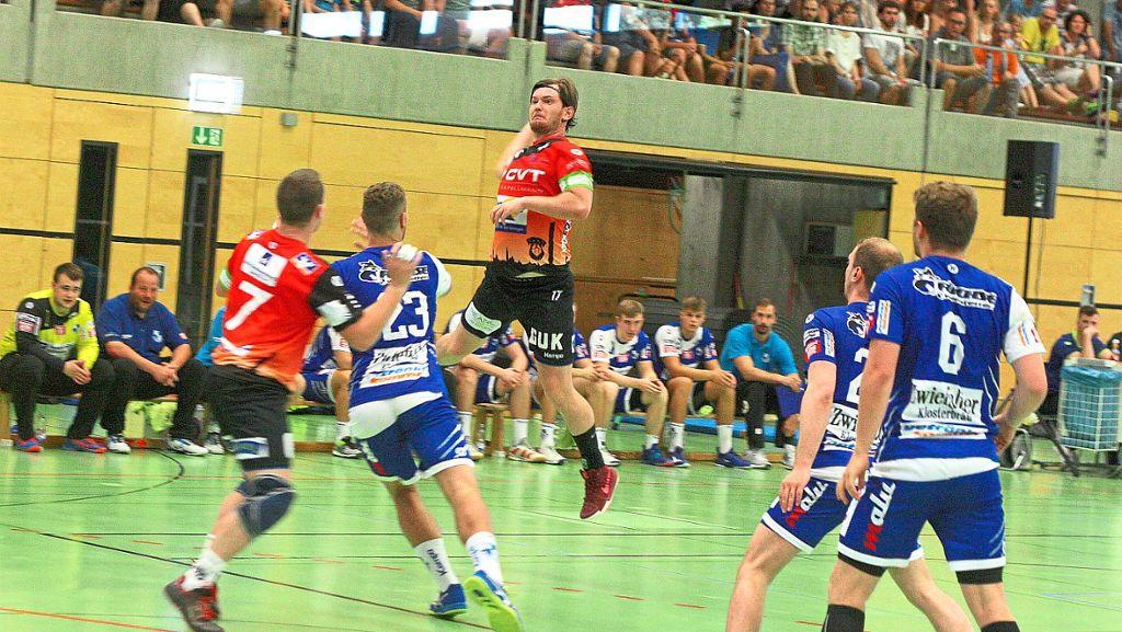 Handball: Bärenstarke Abwehrleistung - Handball - Schwarzwälder Bote