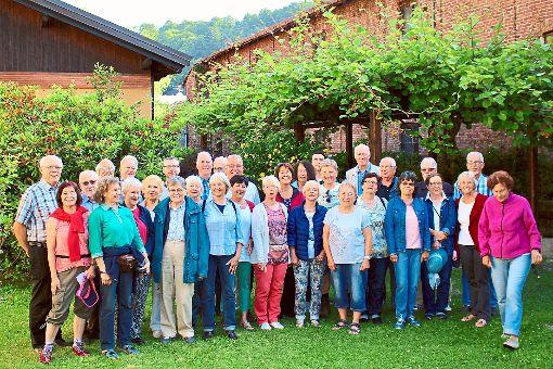 Die Reisegruppe aus Neuhengstett.   Fotos: Verein Foto: Schwarzwälder-Bote